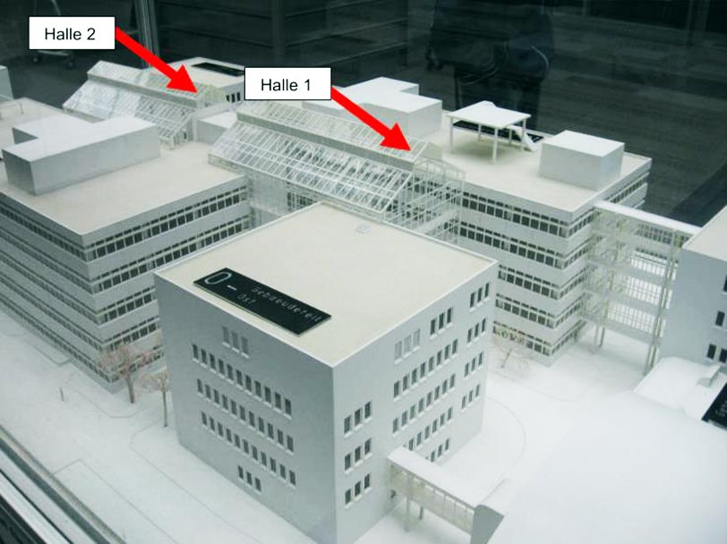 Naturwissenschaften NW1 Universität Bremen