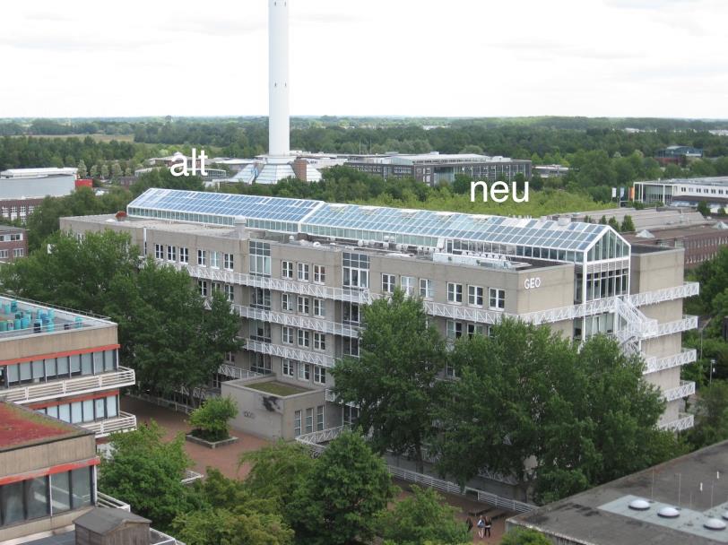 Universität –Bremen GEO I