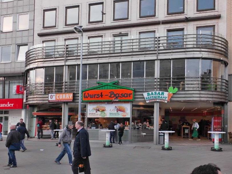 Wurst –Basar in Hannover